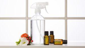 Эфирные масла очень пригодятся при уборке дома