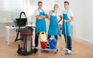 Профессиональные услуги клининга - быстро и качественно
