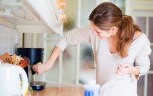 Регулярное мытье бытовой техники упрощает уборку