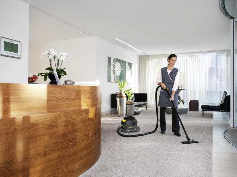 Уборка холла и номерного фонда гостиницы