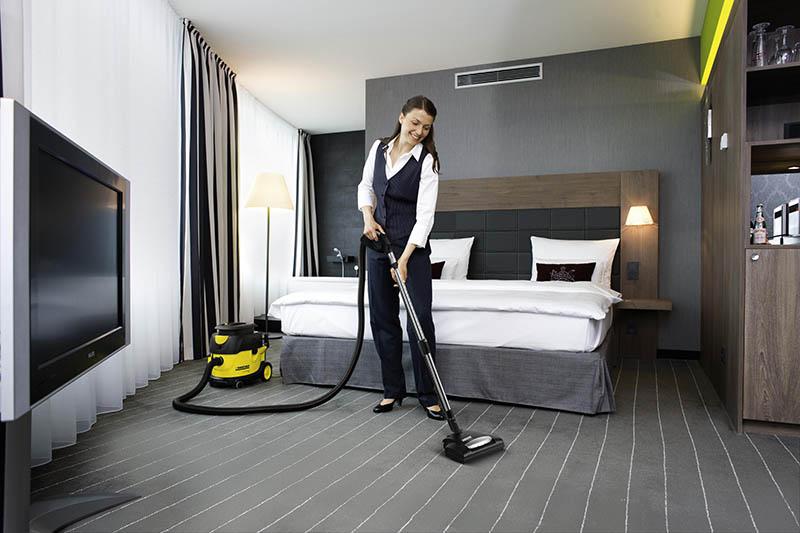 Регулярная уборка гостиничных номеров