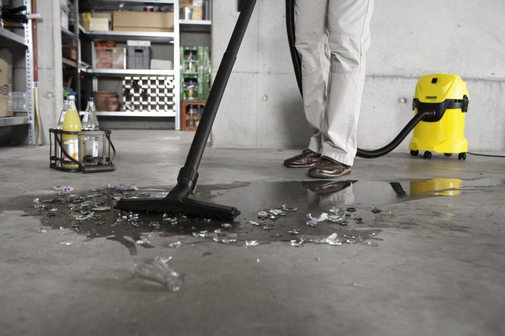 Особенности уборок в бытовых помещениях предприятий