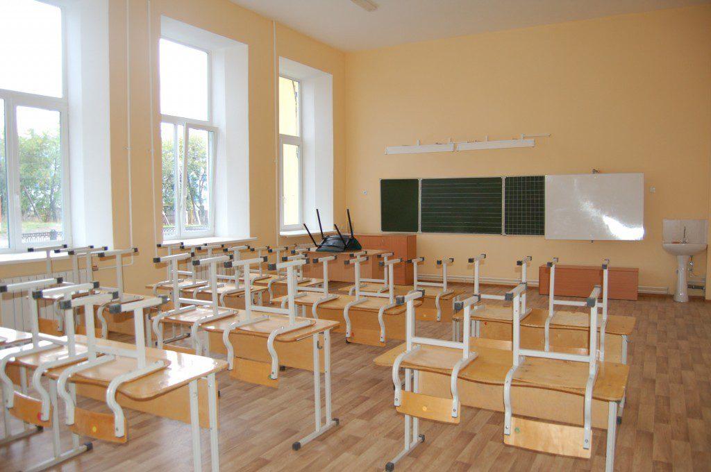 Чистые школьные помещения