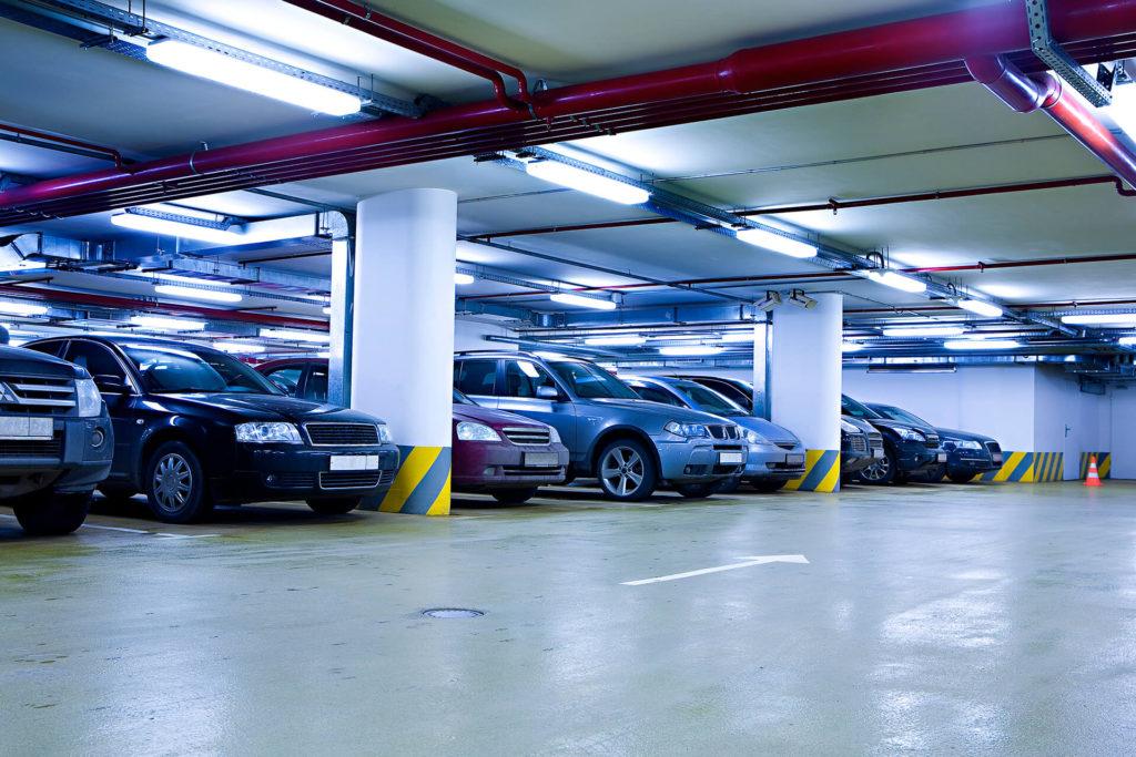 Регулярная уборка гаражей и паркингов