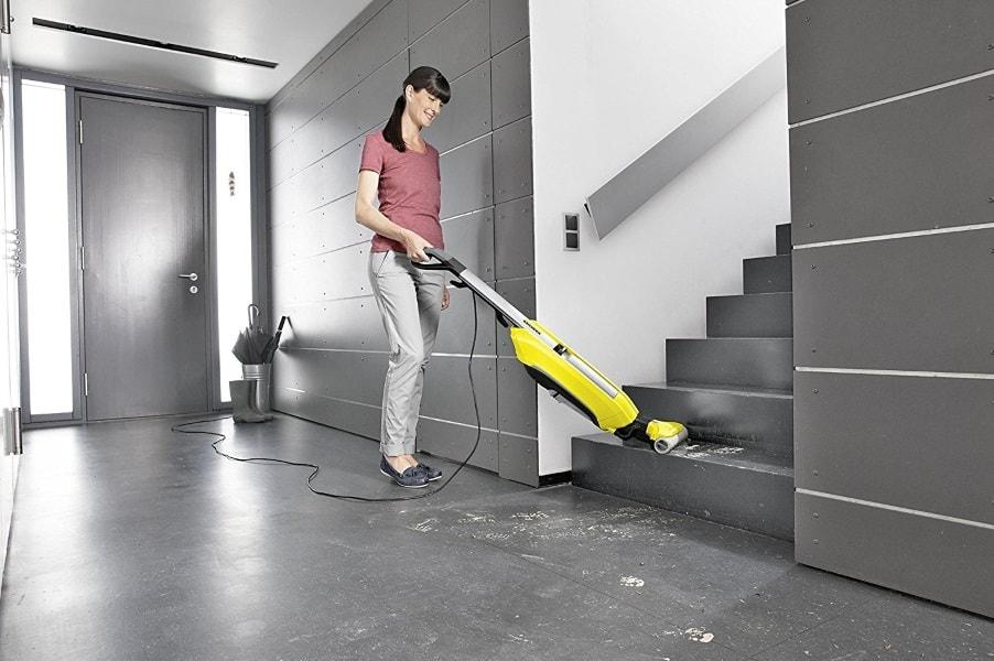 Ежедневная уборка служебных и бытовых помещений