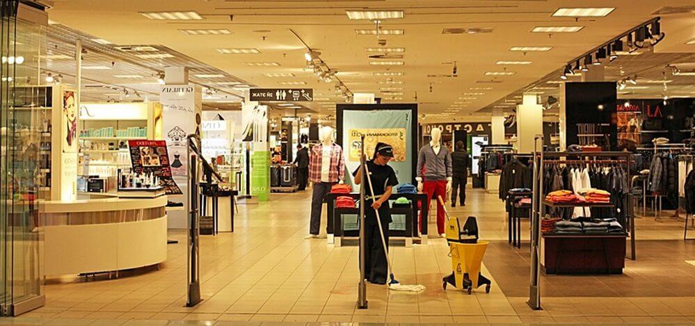 Чистота обязательна для каждого магазина по СанПиН