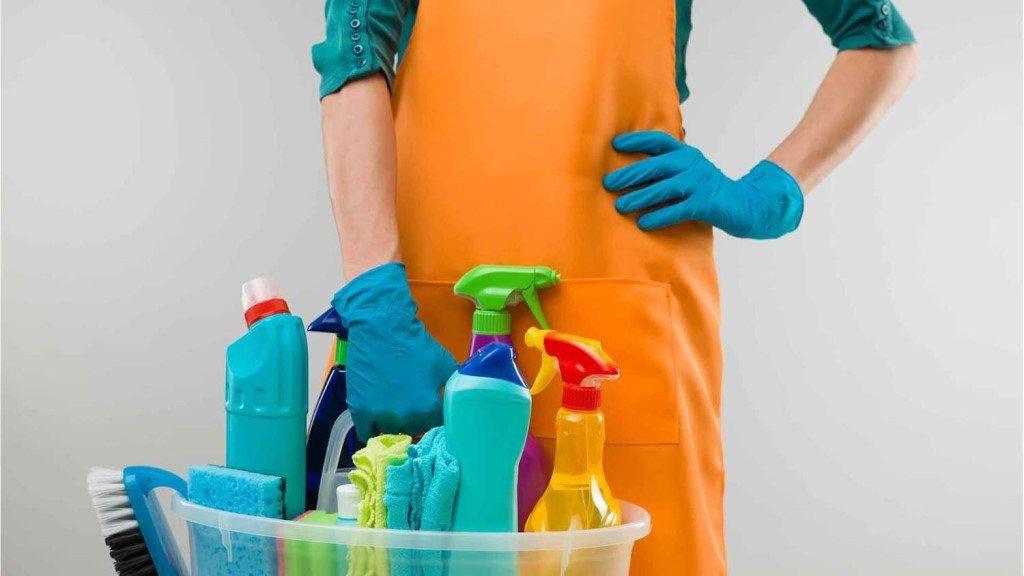 Поддерживающая уборка офисного помещения