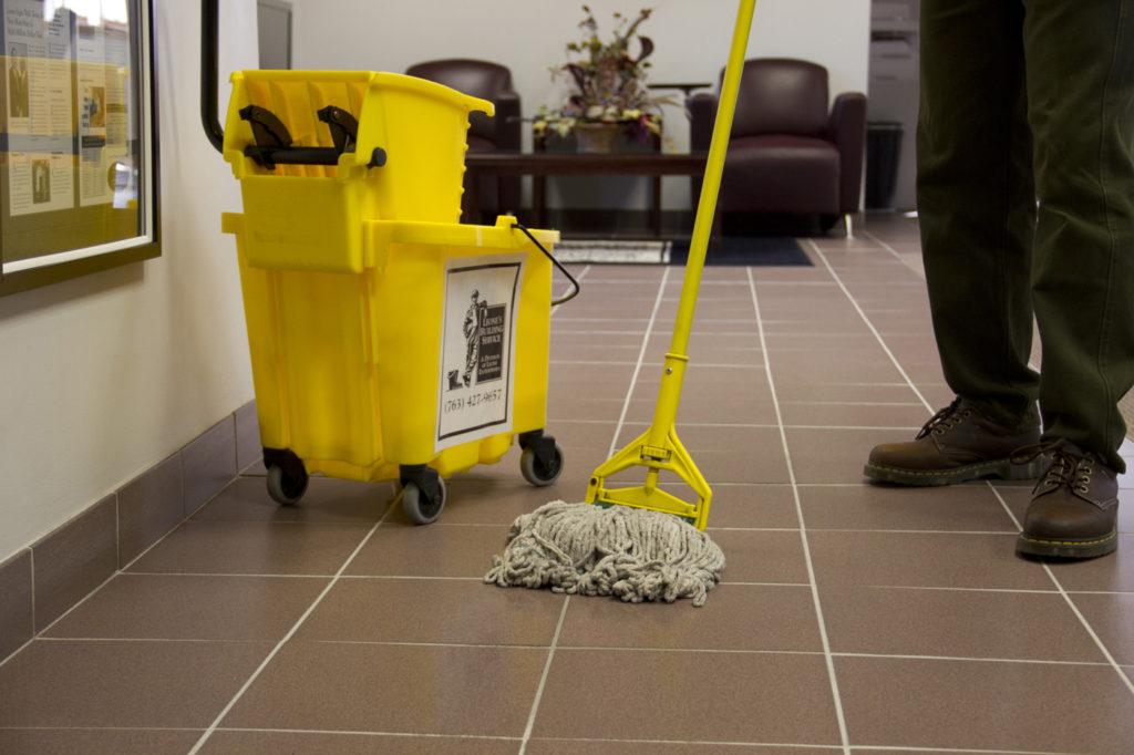 Генеральная уборка бытовых помещений