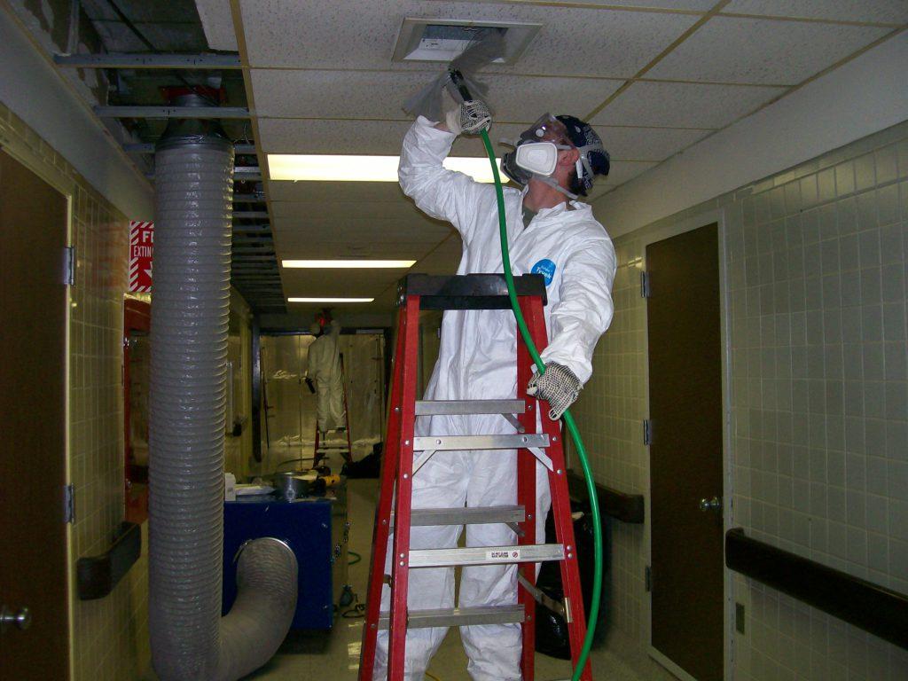 Санитарная уборка подвальных помещений